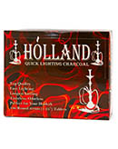 Holland Quick Light Hookah Charcoal Box (100 Pieces)