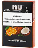 California Dream Nu Shisha Tobacco